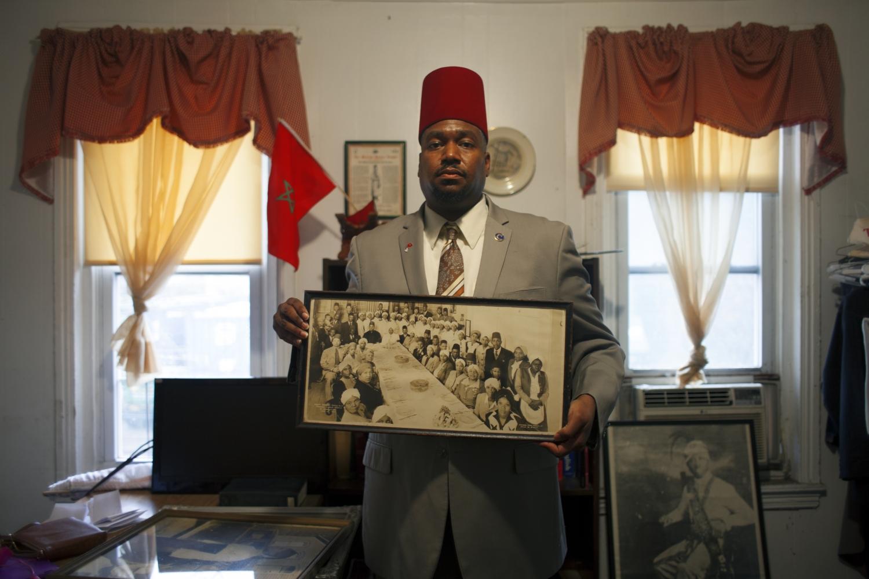 Mapping The Spirit—Interview: Sheik Azeem Hopkins-Bey